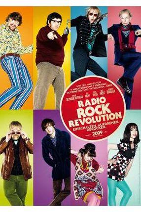 Poster: Radio Rock Revolution