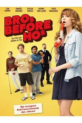 Poster: Bros Before Hos