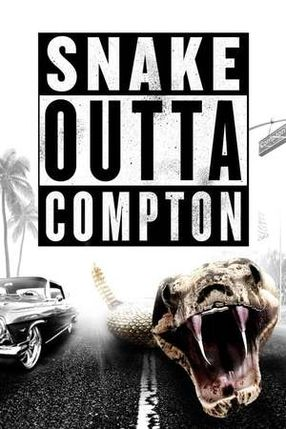 Poster: Snake Outta Compton