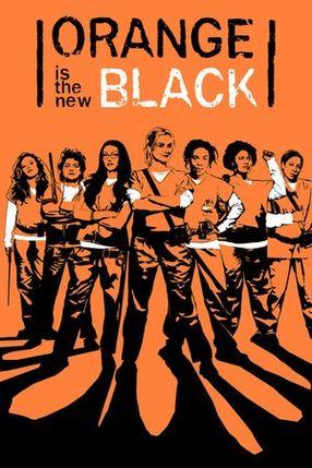 Poster: Orange Is the New Black
