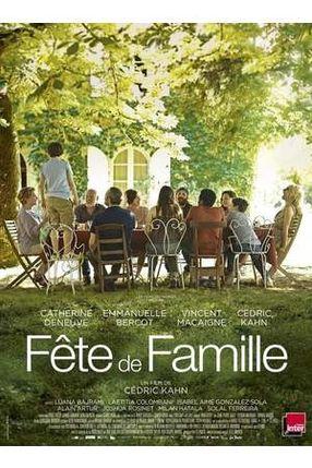 Poster: Fête de famille