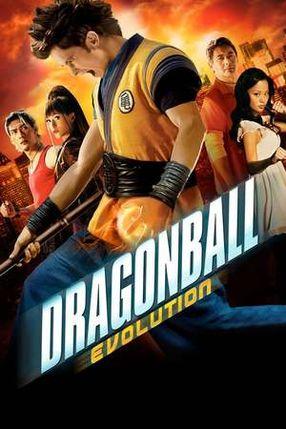 Poster: Dragonball Evolution