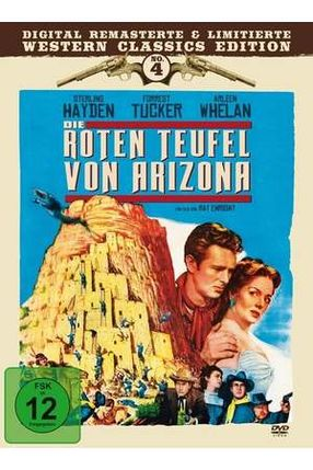 Poster: Die roten Teufel von Arizona