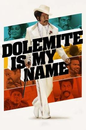 Poster: Dolemite Is My Name