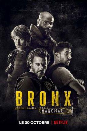 Poster: Banden von Marseille