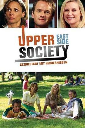 Poster: Upper East Side Society - Schulstart mit Hindernissen