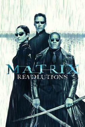 Poster: Matrix Revolutions