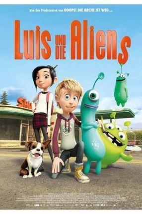 Poster: Luis und die Aliens
