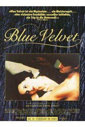 Poster: Blue Velvet