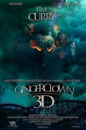 Poster: Gingerclown