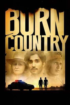 Poster: Burn Country - Fremd im eigenen Land