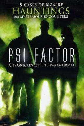 Poster: PSI Factor – Es geschieht jeden Tag