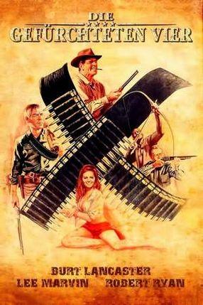 Poster: Die gefürchteten Vier