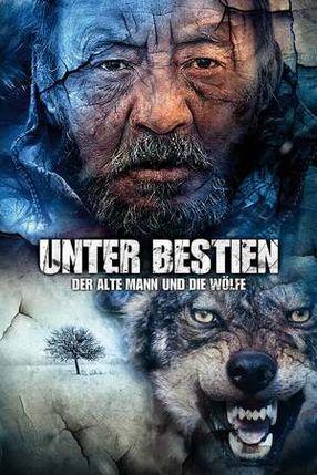 Poster: Unter Bestien - Der Alte Mann Und Die Wölfe
