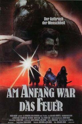 Poster: Am Anfang war das Feuer