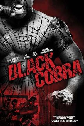Poster: Black Cobra - Schwarze Diamanten