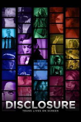 Poster: Disclosure - Hollywoods Bild von Transgender