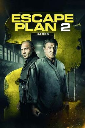 Poster: Escape Plan 2 - Hades