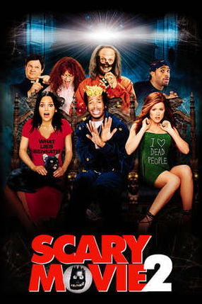 Poster: Scary Movie 2