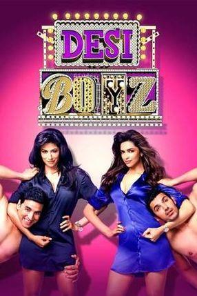 Poster: Desi Boys