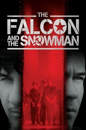Poster: Der Falke und der Schneemann