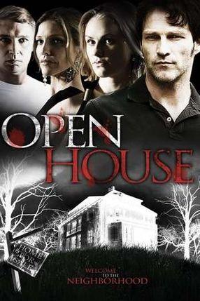 Poster: Open House - Willkommen in der Nachbarschaft