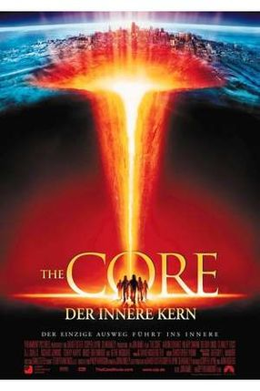 Poster: The Core - Der innere Kern