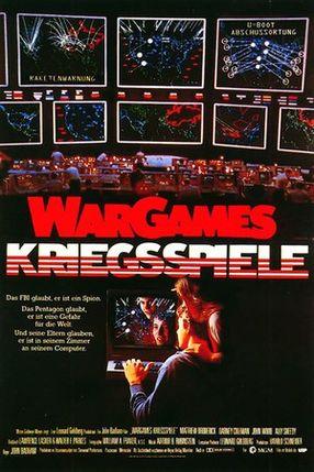 Poster: WarGames - Kriegsspiele