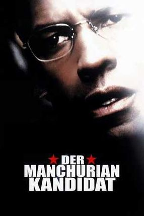 Poster: Der Manchurian Kandidat