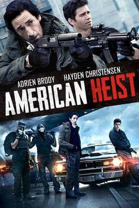 Poster: American Heist