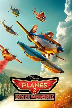Poster: Planes 2 - Immer im Einsatz