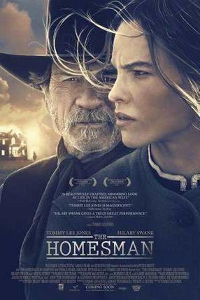 Poster: The Homesman