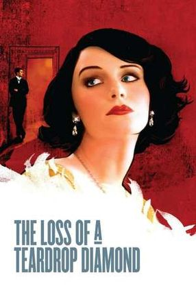 Poster: Das Mädchen mit dem Diamantohrring