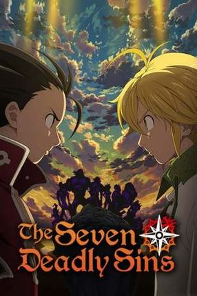Poster: The Seven Deadly Sins