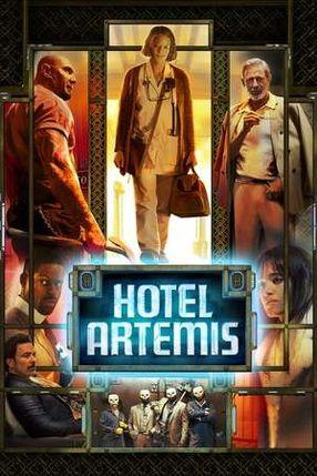 Poster: Hotel Artemis