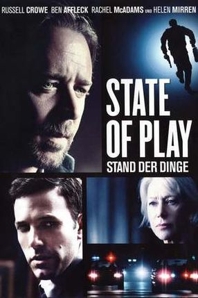 Poster: State of Play - Stand der Dinge