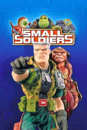 Poster: Small Soldiers