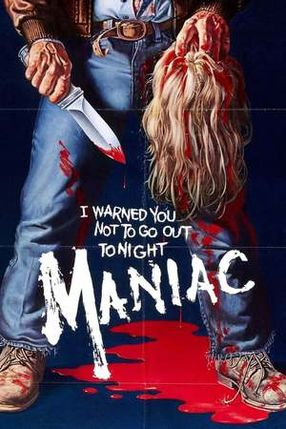Poster: Maniac