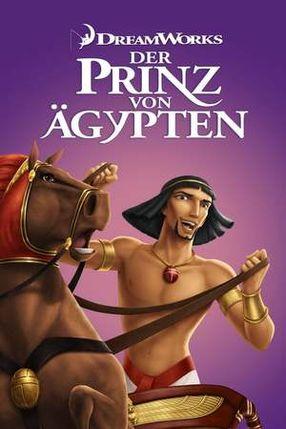 Poster: Der Prinz von Ägypten