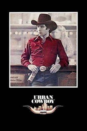 Poster: Urban Cowboy