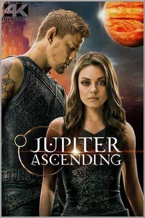 Poster: Jupiter Ascending