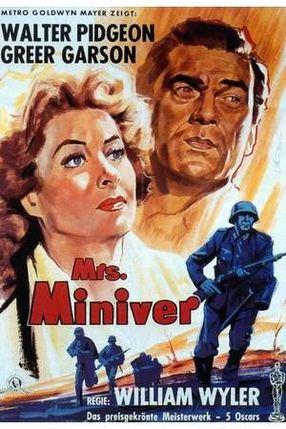 Poster: Mrs. Miniver
