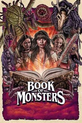 Poster: Book of Monsters
