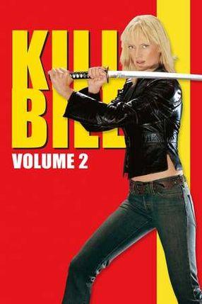 Poster: Kill Bill - Volume 2