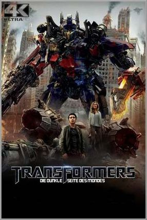 Poster: Transformers 3