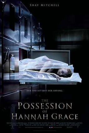 Poster: The Possession of Hannah Grace