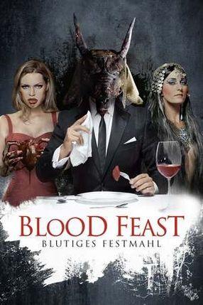Poster: Blood Feast – Blutiges Festmahl