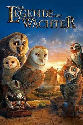 Poster: Die Legende der Wächter