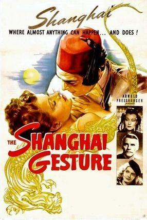 Poster: Abrechnung in Shanghai