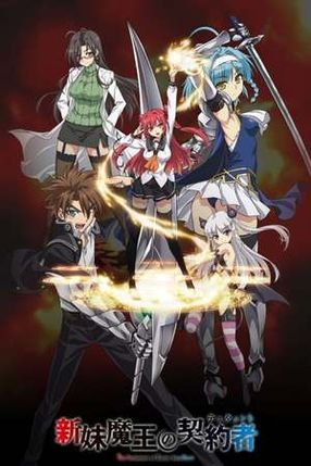 Poster: The Testament of Sister New Devil